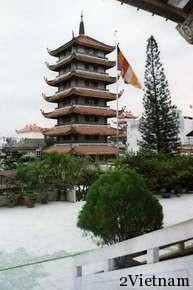 пагода Зак Вьен