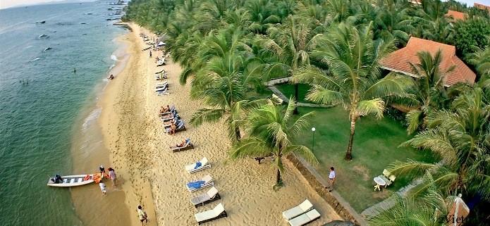 курорт вунгтау