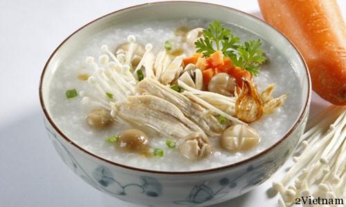 каша chao вьетнам