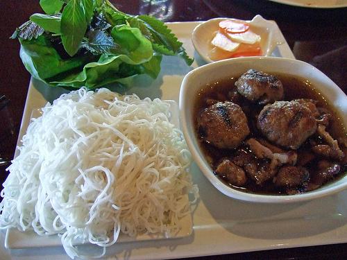 bun лапша вьетнам