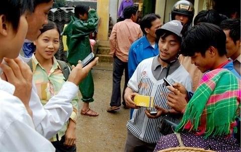 сотовая связь вьетнам