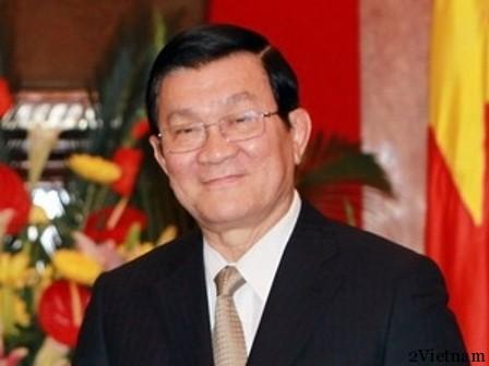 президент вьетнама