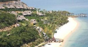 пляж шелковый остров