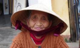 старейший житель в мире