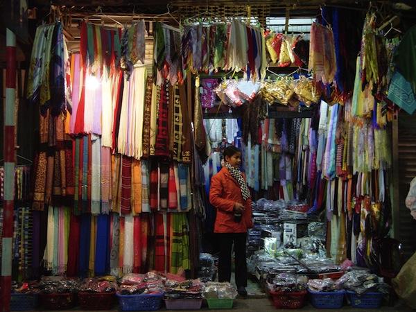 особенности рынка Ханг-Да