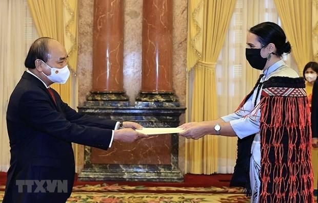 Президент Нгуен Суан Фук